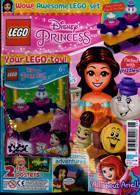 Lego Disney Princess Magazine Issue NO 6