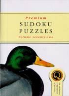 Premium Sudoku Puzzles Magazine Issue NO 72