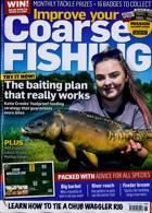 Improve Your Coarse Fishing Magazine Issue NO 368