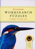 Premium Wordsearch Puzzles Magazine Issue NO 72