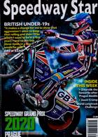 Speedway Star Magazine Issue 26/09/2020