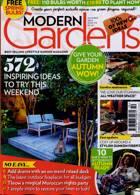 Modern Gardens Magazine Issue OCT 20