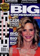 Lovatts Big Crossword Magazine Issue NO 339