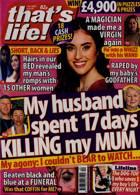 Thats Life Magazine Issue NO 40