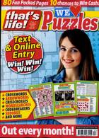 Thats Life We Love Puzzles Magazine Issue NO 17
