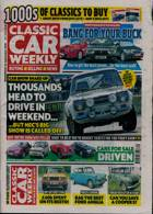 Classic Car Weekly Magazine Issue 23/09/2020