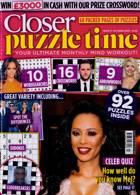 Closer Puzzle Time Magazine Issue NO 17