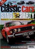 Classic Cars Magazine Issue NOV 20