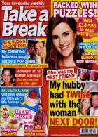 Take A Break Magazine Issue NO 40