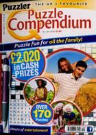 Puzzler Q Puzzler Compendium Magazine Issue NO 340