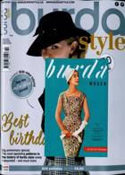 Burda Style Magazine Issue NO 10