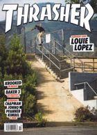 Thrasher Magazine Issue OCT 20