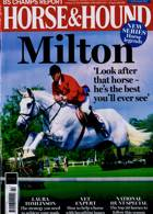 Horse And Hound Magazine Issue 15/10/2020