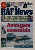 Raf News Magazine Issue 02/10/2020