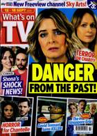 Whats On Tv England Magazine Issue 12/09/2020