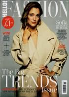 Hello Fashion Monthly Magazine Issue OCT 20