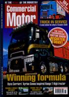 Commercial Motor Magazine Issue 10/09/2020