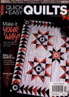 Love Of Quilting Magazine Issue OCT-NOV