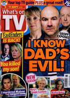 Whats On Tv England Magazine Issue 05/09/2020
