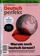 Deutsch Perfekt Magazine Issue 11/20