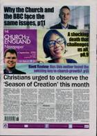 Church Of England Newsp Magazine Issue 04/09/2020