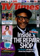 Tv Times England Magazine Issue 19/09/2020