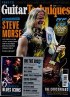 Guitar Techniques Magazine Issue JAN 21