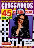 Crosswords In Large Print Magazine Issue NO 42