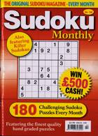 Sudoku Monthly Magazine Issue NO 190