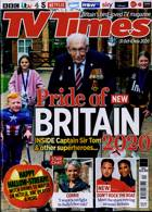 Tv Times England Magazine Issue 31/10/2020