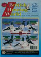 British Homing World Magazine Issue NO 7548