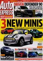 Auto Express Magazine Issue 28/10/2020