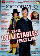 Doctor Who Magazine Issue NO 558