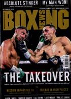 Boxing News Magazine Issue 22/10/2020
