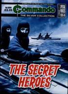 Commando Silver Collection Magazine Issue NO 5366