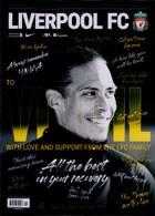 Liverpool Fc Magazine Issue DEC 20