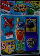 Super Wings Magazine Issue NO 9