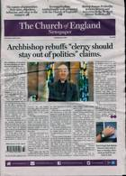 Church Of England Newsp Magazine Issue 23/10/2020