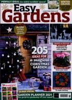 Easy Gardens Magazine Issue XMAS