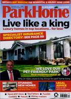 Park Home & Holiday Caravan Magazine Issue DEC 20