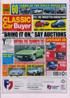 Classic Car Buyer Magazine Issue 28/10/2020