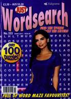 Just Wordsearch Magazine Issue NO 333