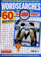 Wordsearches In Large Print Magazine Issue NO 46