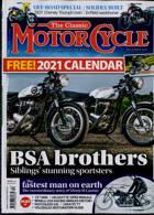 Classic Motorcycle Monthly Magazine Issue DEC 20