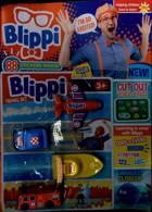 Blippi Magazine Issue NO 4