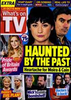 Whats On Tv England Magazine Issue 31/10/2020