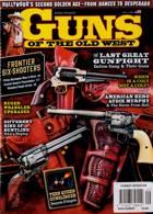 Combat Hand Guns Magazine Issue GUN OLWEST