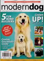 Modern Dog Magazine Issue AUTUMN