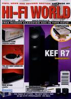 Hi Fi World & Comp Audio Magazine Issue NOV 20
