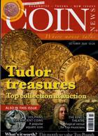 Coin News Magazine Issue OCT 20